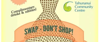 Swap Don't Shop! Clothes Swap Evening