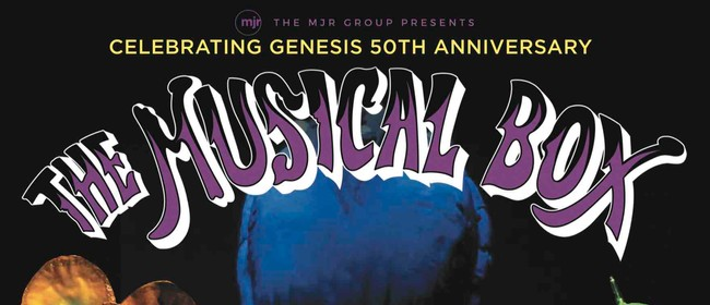 The Musical Box: CANCELLED