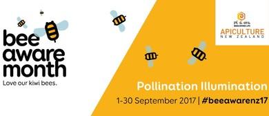 Bee Aware Month Launch: Pollination Illumination