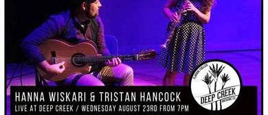Hanna Wiskari & Tristan Hancock