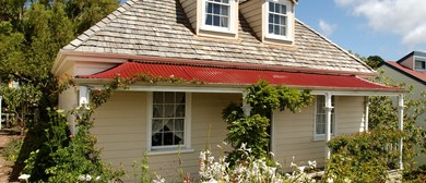 Nairn Street Cottage Open Day