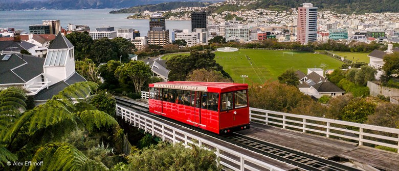 Wellington Cable Car 101: Seniors Week Special