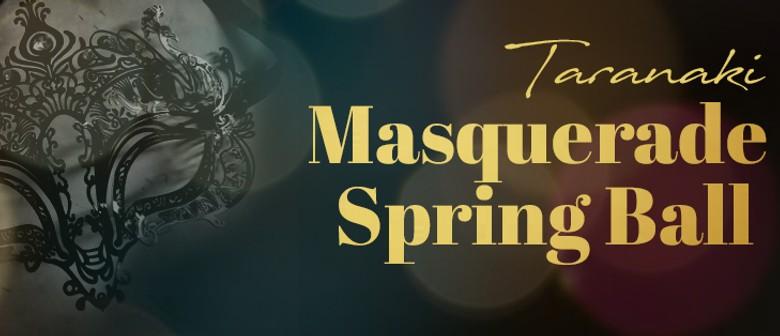 Taranaki Spring Masquerade Ball
