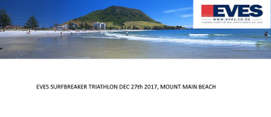 Eves Surfbreaker Triathlon