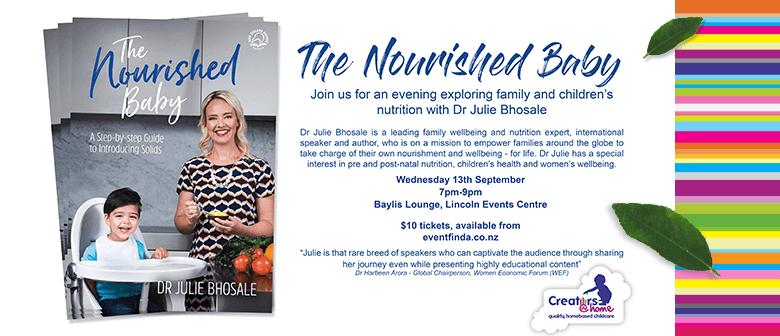 Creators at Home Canterbury Presents Dr Julie Bhosale