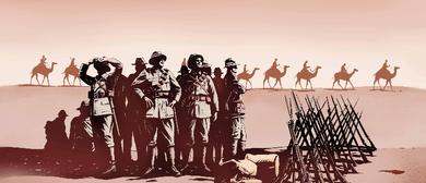 Pou Kanohi New Zealand At War Opening