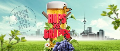 Hops vs Grapes: CANCELLED