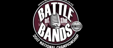 Battle of The Bands 2017: National Championship - Heat 4