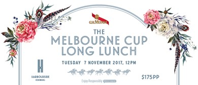 Melbourne Cup Long Lunch 2017: SOLD OUT