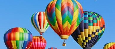 Hot Air Balloon Fun - October School Holidays