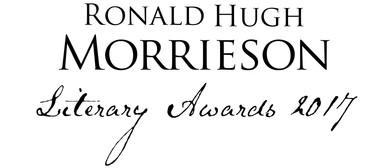 Ronald Hugh Morrieson Literary Awards Presentation
