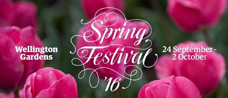 Growing Secrets - Spring Festival