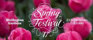 The Art of Ikebana Class - Spring Festival