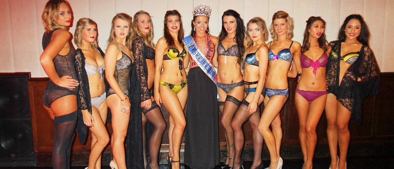 Miss World NZ Official send-off and fund raising