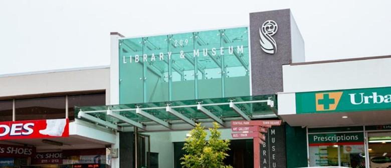 Sir Edmund Hillary Library Papakura