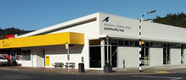 Stokes Valley Community Library