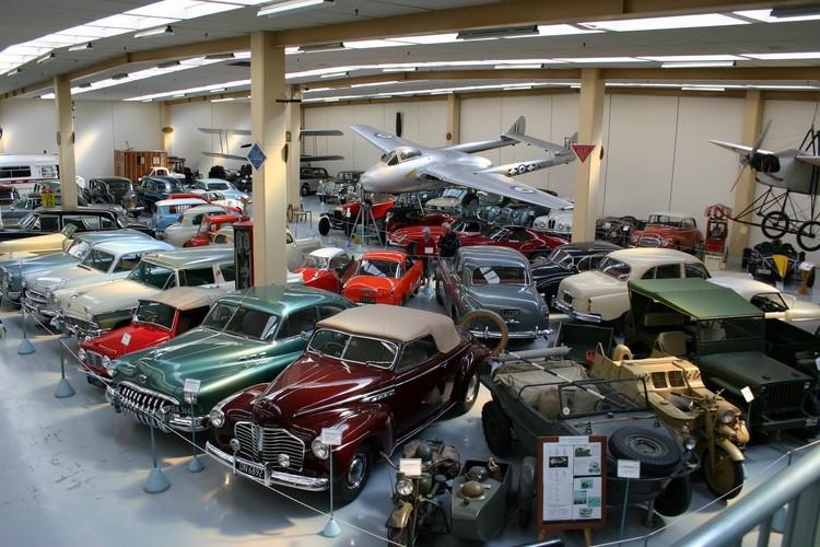 Classic Car Museum Hamilton Nz