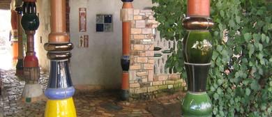 Hundertwasser Public Toilets