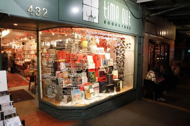 Timeout Bookshop, Auckland - Eventfinda
