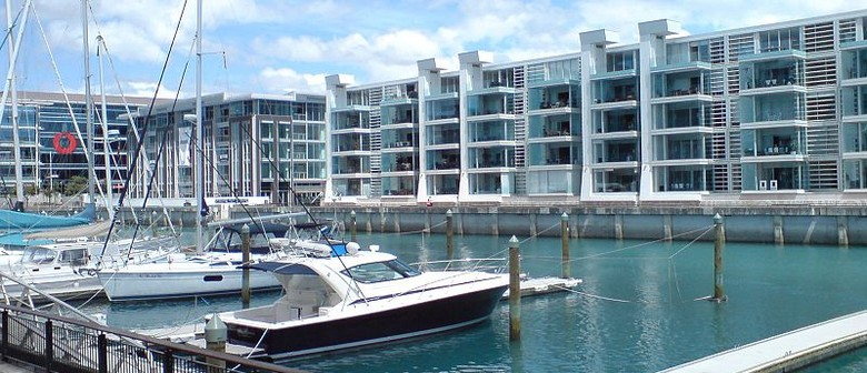 Viaduct Harbour Marine Village