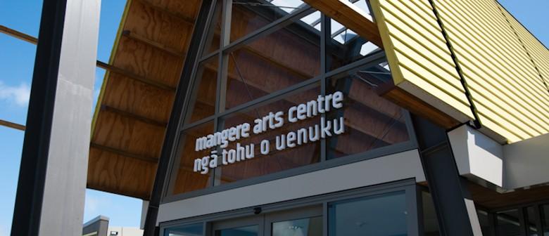 Mangere Arts Centre - Nga Tohu o Uenuku