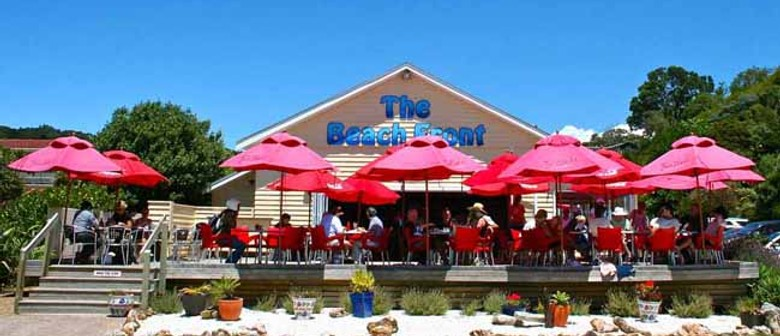 The Beach Front Bar and Cafe
