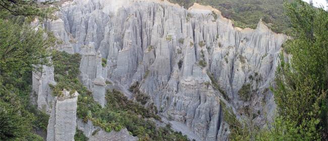 Putangirua Pinnacles Scenic Reserve