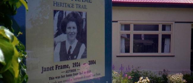 Janet Frame House