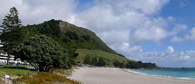 Mt Maunganui Beach