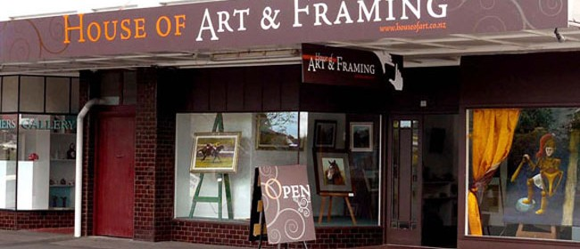House of Art & Framing