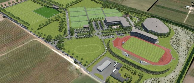 Sports Park Hawke's Bay