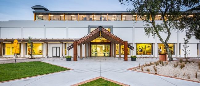Rotorua Library, Te Aka Mauri