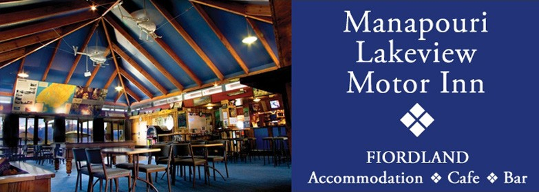 Manapouri lakeview motor inn manapouri eventfinda for Manapouri lakeview motor inn