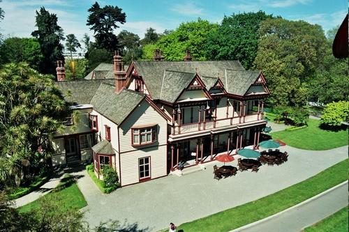 Riccarton House & Bush, Christchurch
