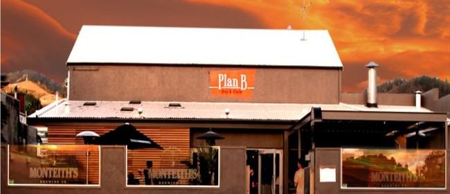Plan B Cafe and Bar