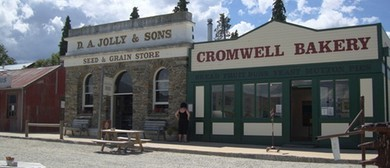 Old Cromwell Town Historic Precinct
