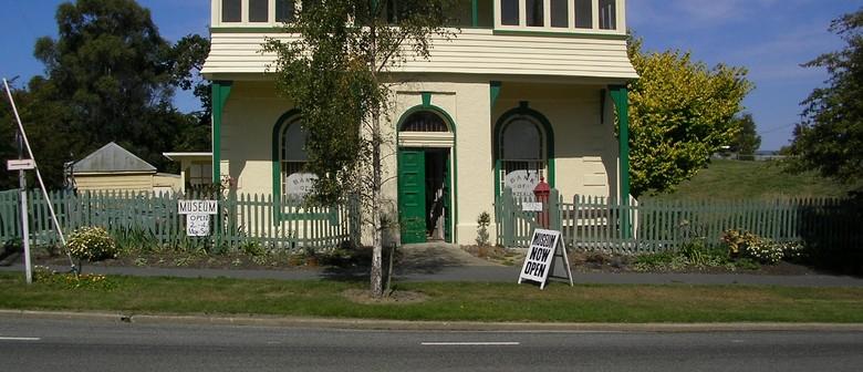 Waikouaiti District Museum