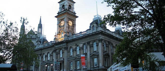 Dunedin Town Hall