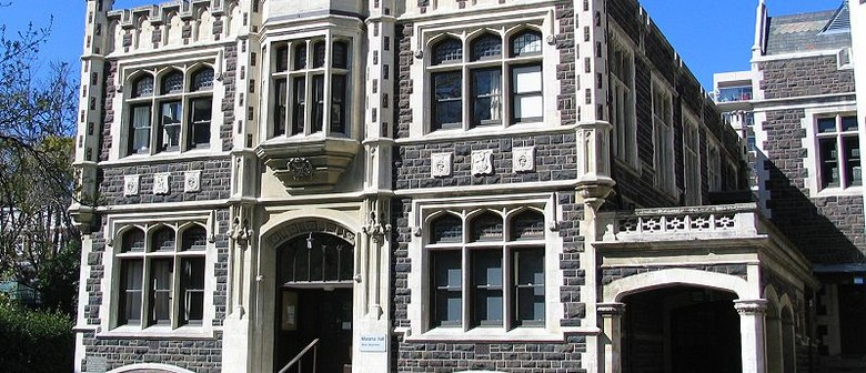 Marama Hall, University of Otago