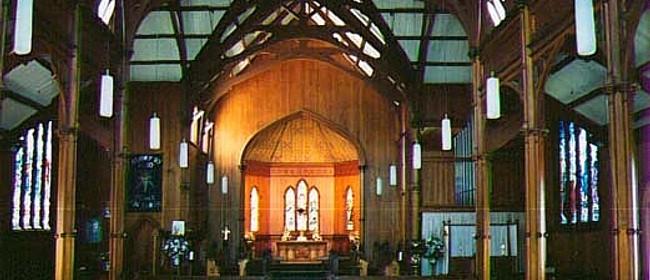 Holy Trinity Church Devonport