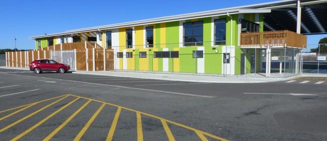 Wairarapa Trust House Netball Centre