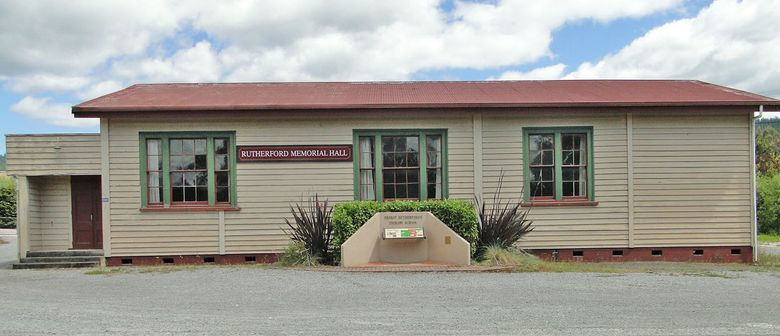 Rutherford Memorial Hall