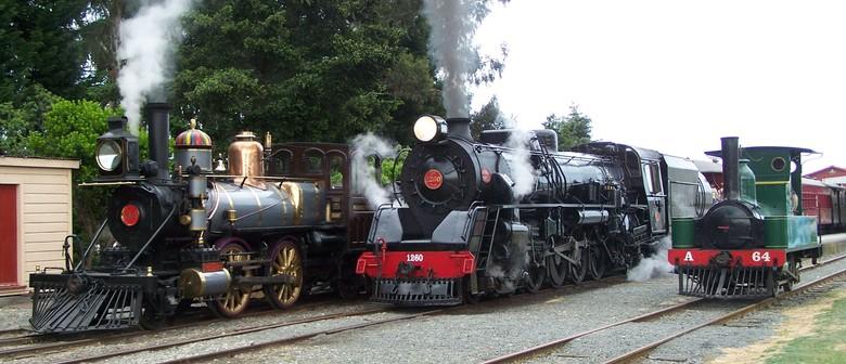 The Plains Vintage Railway & Museum