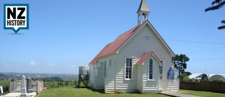 Pukekohe East Church