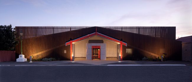 Aotea Utanganui Museum of South Taranaki
