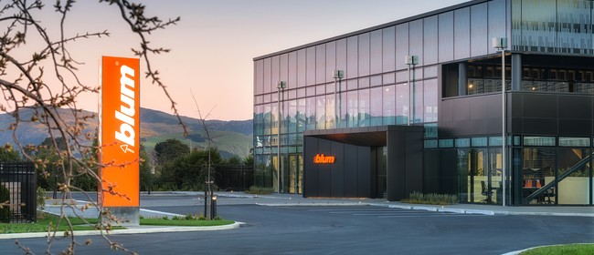 Blum Showroom - Christchurch
