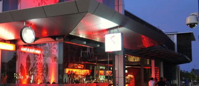 Soda Cafe, Restaurant & Bar