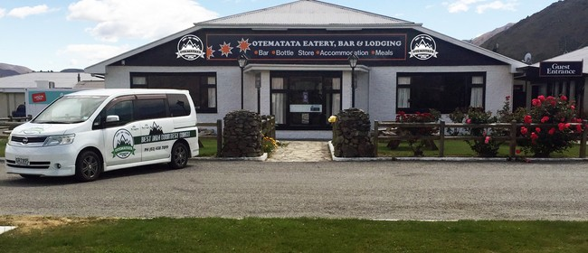 Otematata Eatery, Bar & Lodging