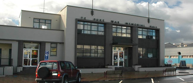 Te Puke Memorial Hall