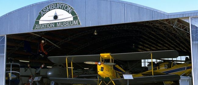 Ashburton Airport & Aviation Museum